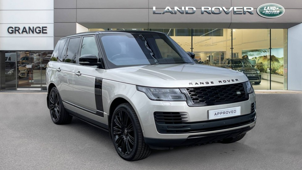 Land Rover Range Rover 4.4 SDV8 Autobiography 4dr - Sliding Panoramic Roof - Deployable Side Steps - Surround Camera -  Diesel Automatic 5 door 4x4