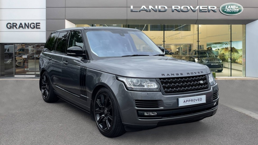 Land Rover Range Rover 4.4 SDV8 Autobiography 4dr Heads up Display and Deployable Side Steps Diesel Automatic 5 door Estate
