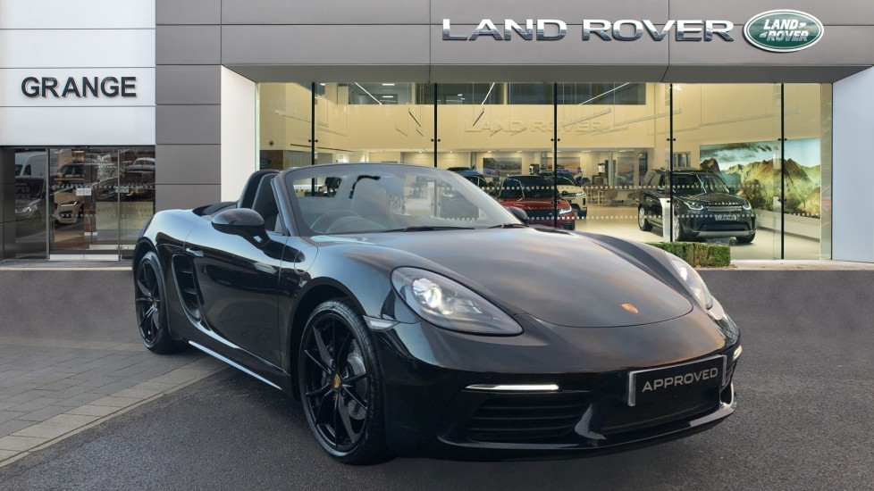 Porsche Boxster 2.0 2dr PDK Automatic Roadster (18MY)