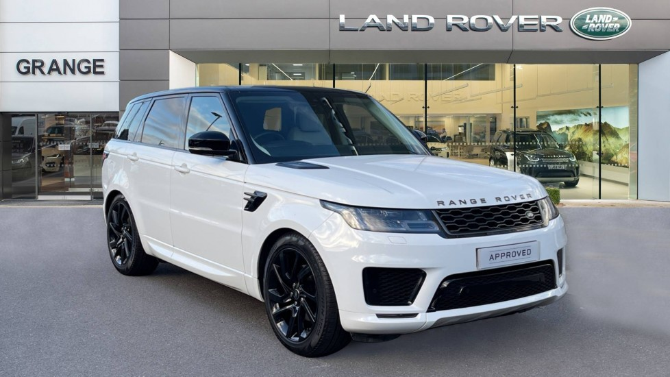 Land Rover Range Rover Sport 3.0 SDV6 HSE Dynamic Interactive Driver Display and Meridian Sound System Diesel Automatic 5 door Estate