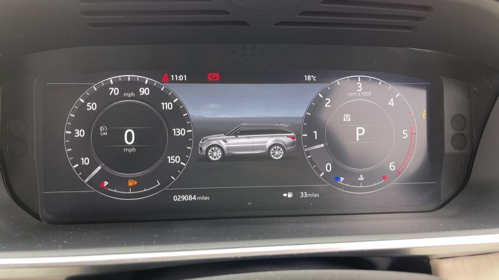 Land Rover Range Rover Sport 3.0 SDV6 HSE Dynamic Interactive Driver Display and Meridian Sound System image 12