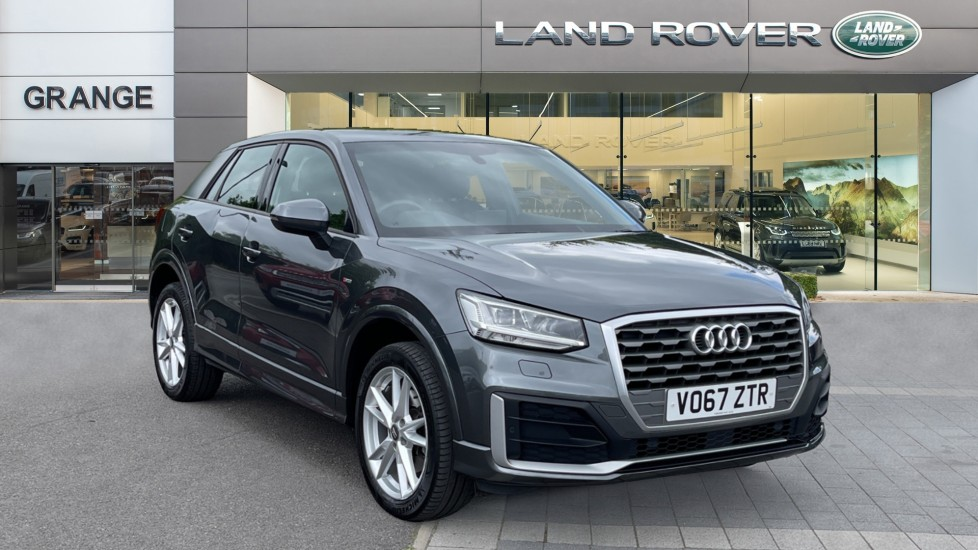 Audi Q2 1.4 TFSI S Line 5dr S Tronic Parking System Plus and Apple CarPlay Automatic Estate