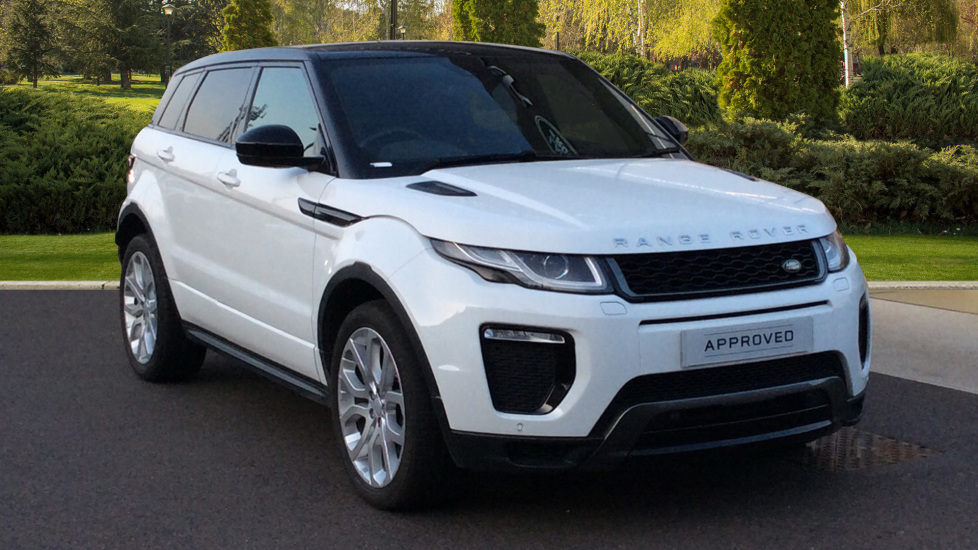 Land Rover Range Rover Evoque 2.0 TD4 HSE Dynamic 5dr Diesel Automatic 4x4 (2016) image