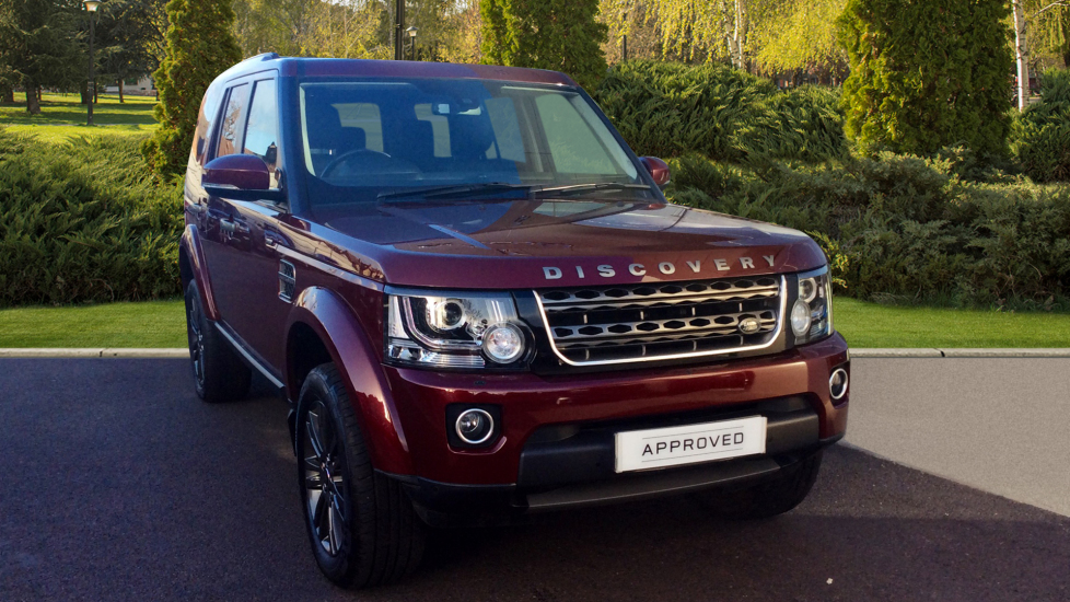 Land Rover Discovery 3.0 SDV6 Graphite 5dr Diesel Automatic 4x4 (2016)