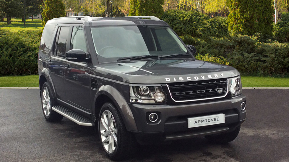 Land Rover Discovery 3.0 SDV6 Landmark 5dr + TV on board + 7 SEATER + Rear CAMERA +  Diesel Automatic 4x4 (2016) image