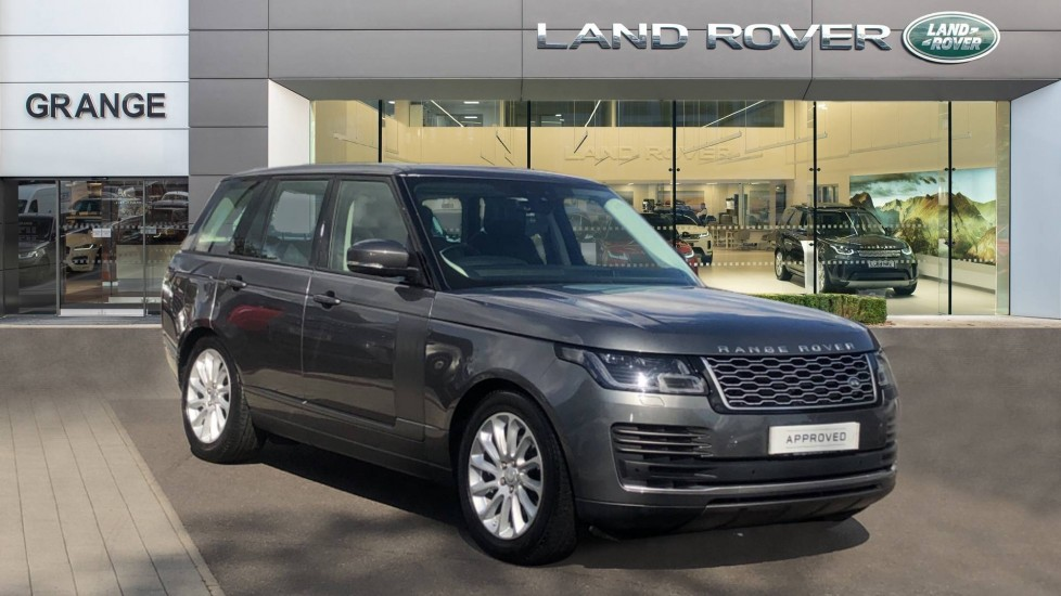 Land Rover Range Rover 3.0 SDV6 Vogue 4dr Diesel Automatic 5 door Estate (2018)