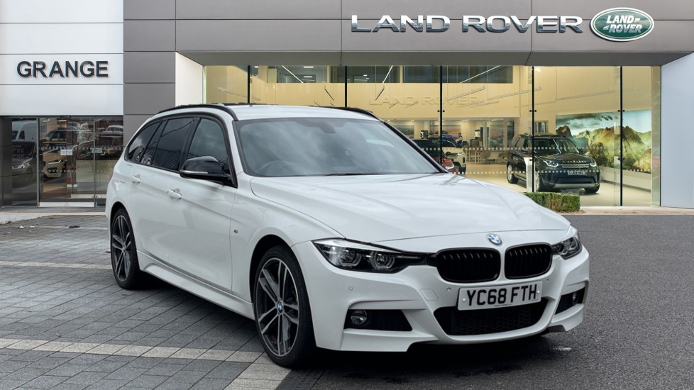 BMW 3 Series 320d xDrive M Sport Shadow Edition 5dr Step M Sport Brakes and Heated Seats 2.0 Diesel Automatic 4 door Estate