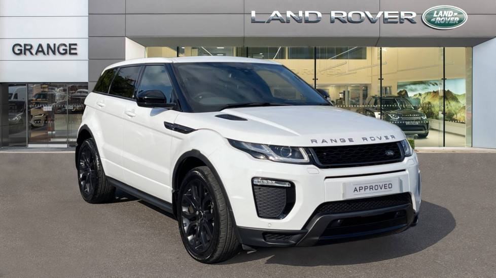 Land Rover Range Rover Evoque 2.0 TD4 HSE Dynamic Fixed panoramic roof and Meridian Sound System Diesel Automatic 5 door Hatchback