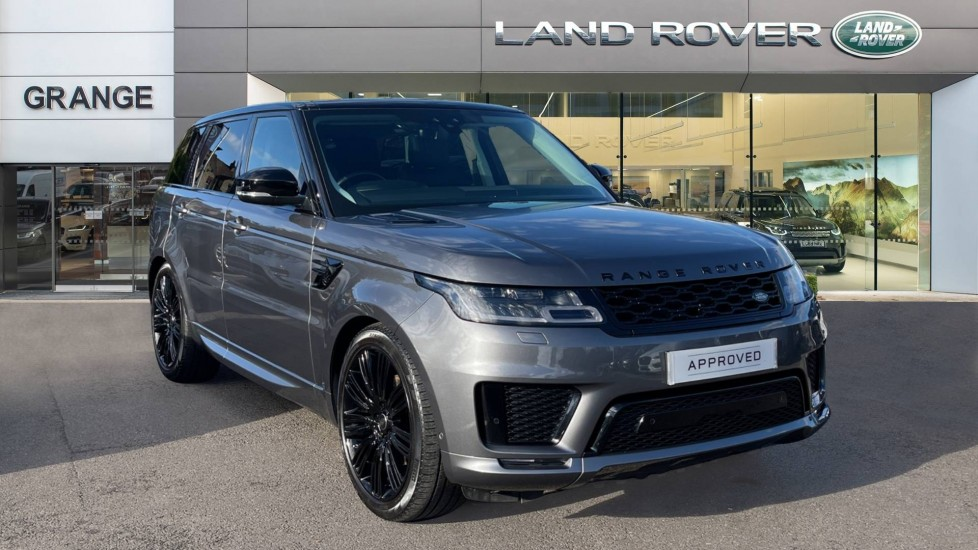 Land Rover Range Rover Sport 3.0 SDV6 HSE Dynamic Fixed panoramic roof and Interactive Driver Display Diesel Automatic 5 door Estate
