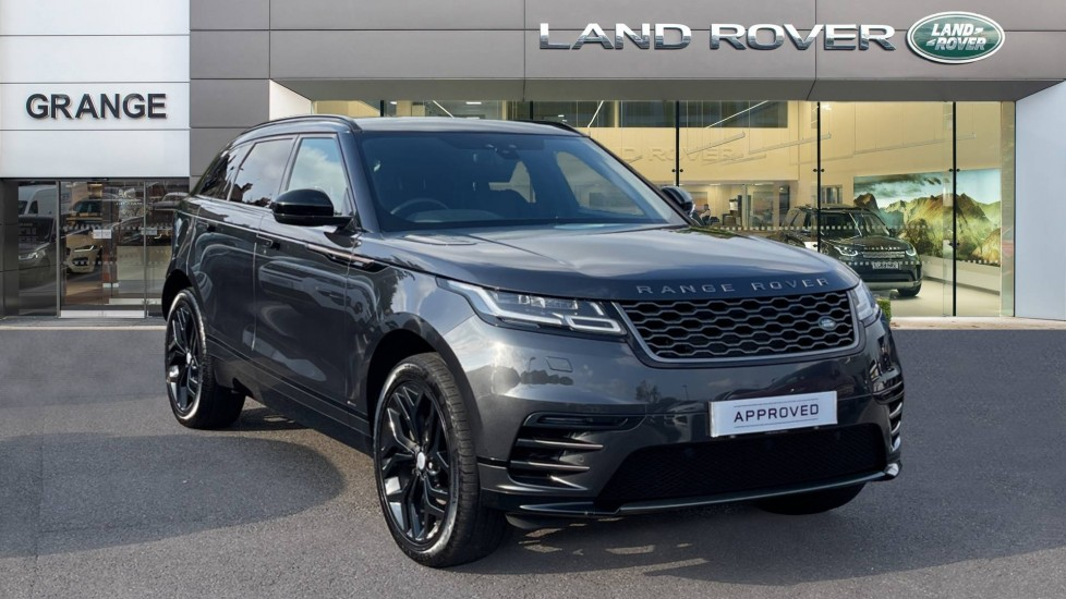 Land Rover Range Rover Velar 2.0 D180 R-Dynamic S Meridian Sound System and Fixed panoramic roof Diesel Automatic 5 door Estate