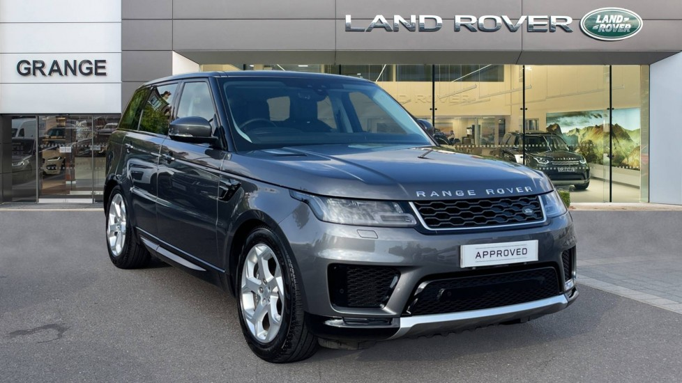 Land Rover Range Rover Sport 2.0 P400e HSE PHEV Fixed panoramic roof and Meridian Surround Sound System Petrol/Electric Automatic 5 door Estate