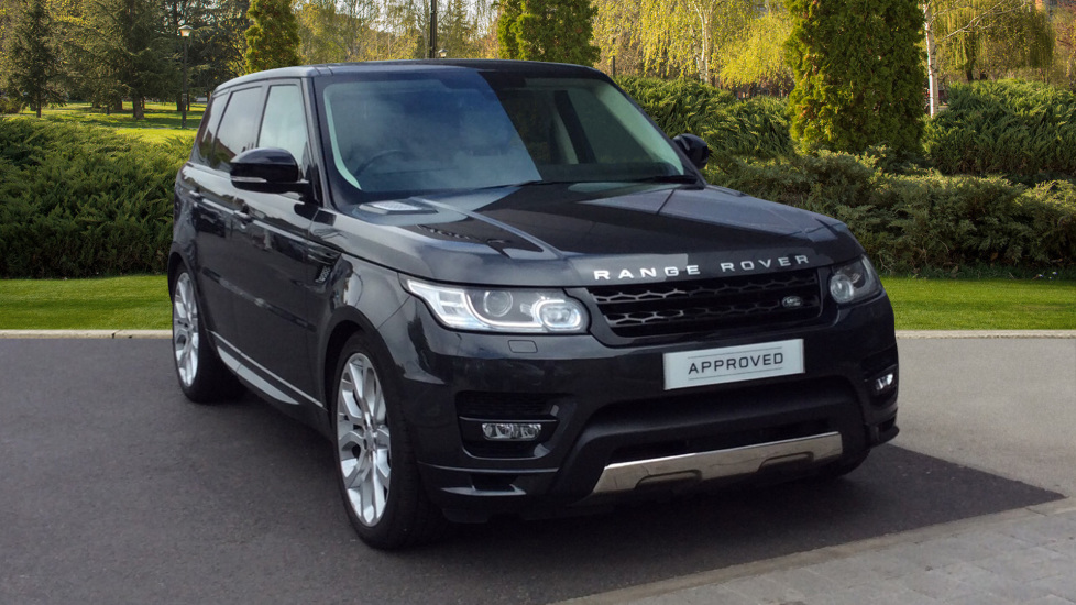 Land Rover Range Rover Sport 5.0 V8 S/C Autobiography Dynamic 5dr Automatic 4x4 (2016)