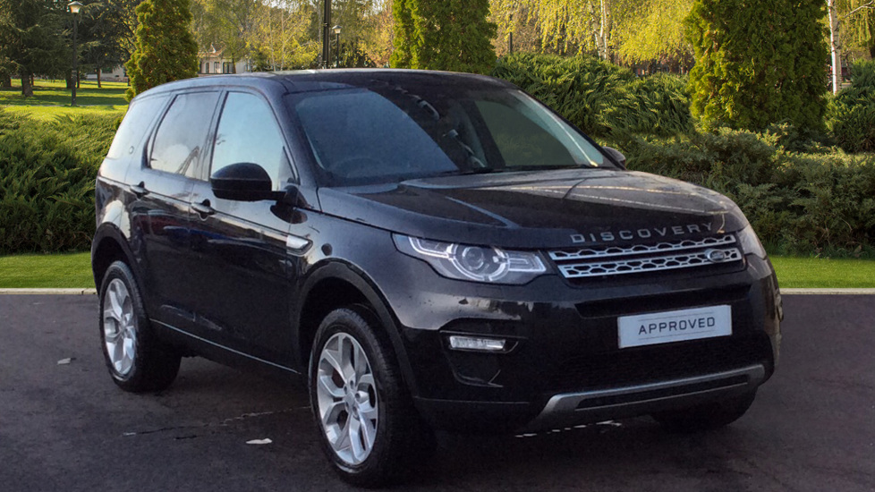 Land Rover Discovery Sport 2.0 TD4 180 HSE 5dr Diesel Automatic 4x4 (2017) image
