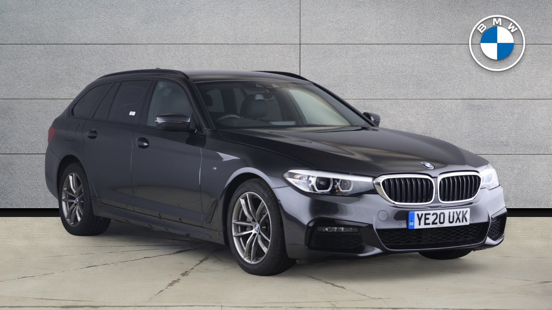 Used BMW 520d M Sport Touring (YE20UXK)