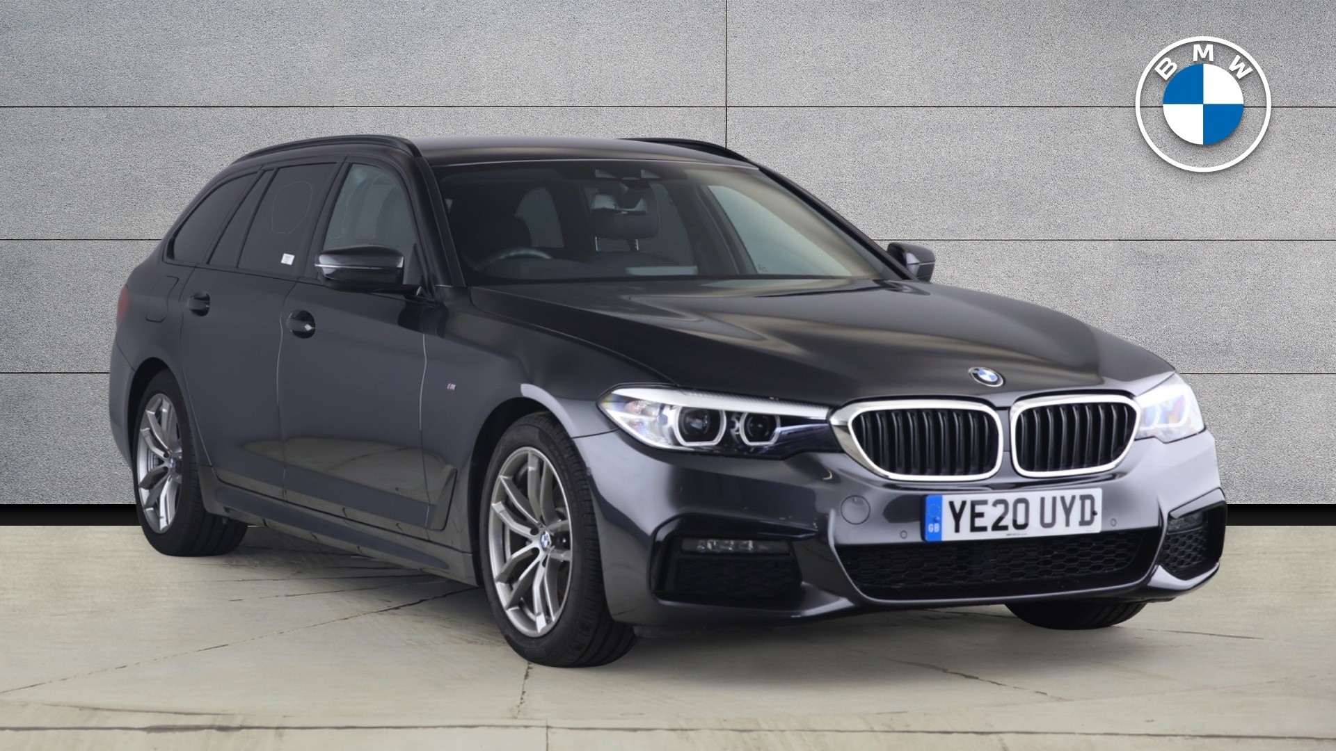 Used BMW 520d M Sport Touring (YE20UYD)