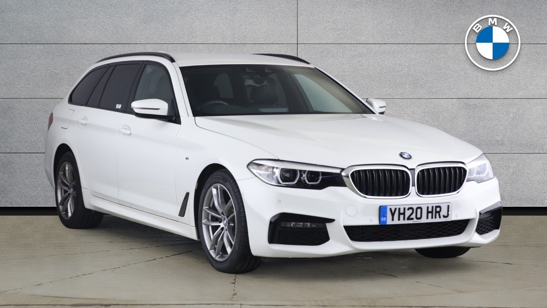 Used BMW 520d M Sport Touring (YH20HRJ)
