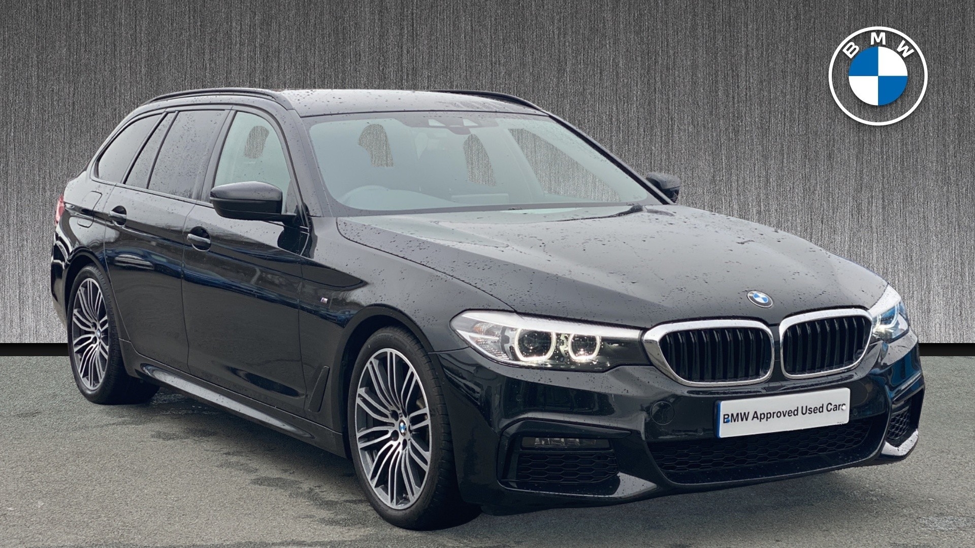 Used BMW 520d M Sport Touring (YE20BFX)