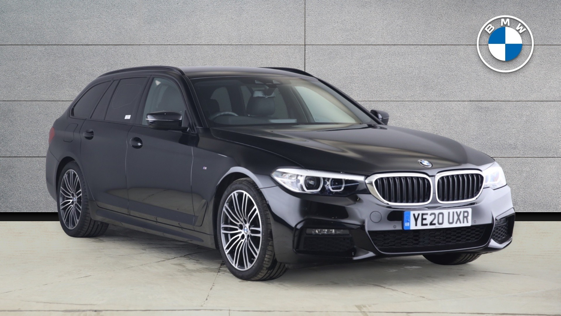 Used BMW 520d M Sport Touring (YE20UXR)