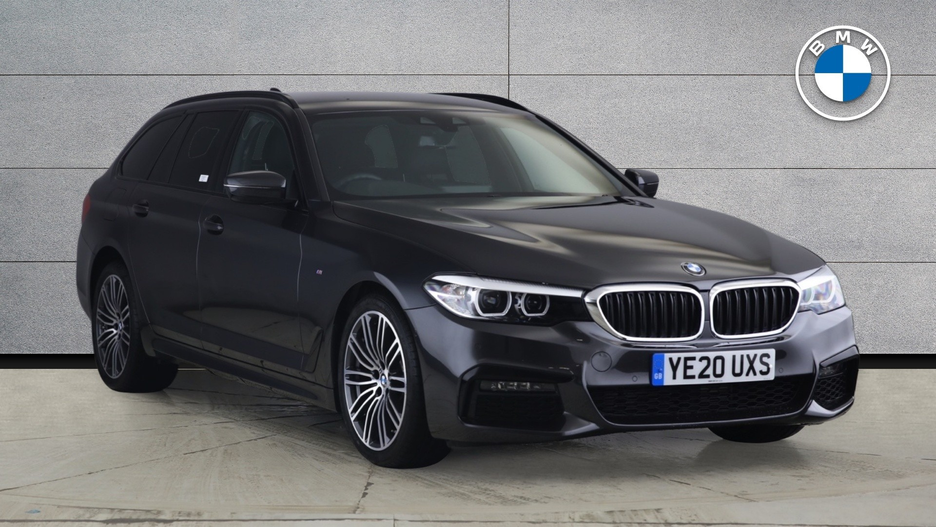 Used BMW 520d M Sport Touring (YE20UXS)