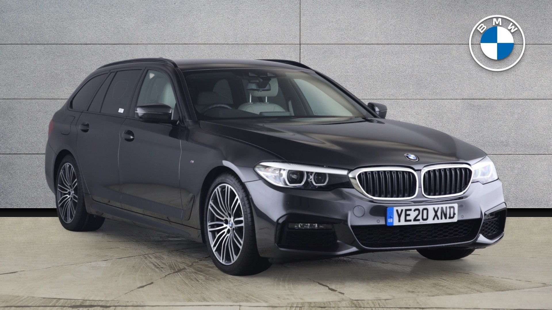 Used BMW 520d M Sport Touring (YE20XND)