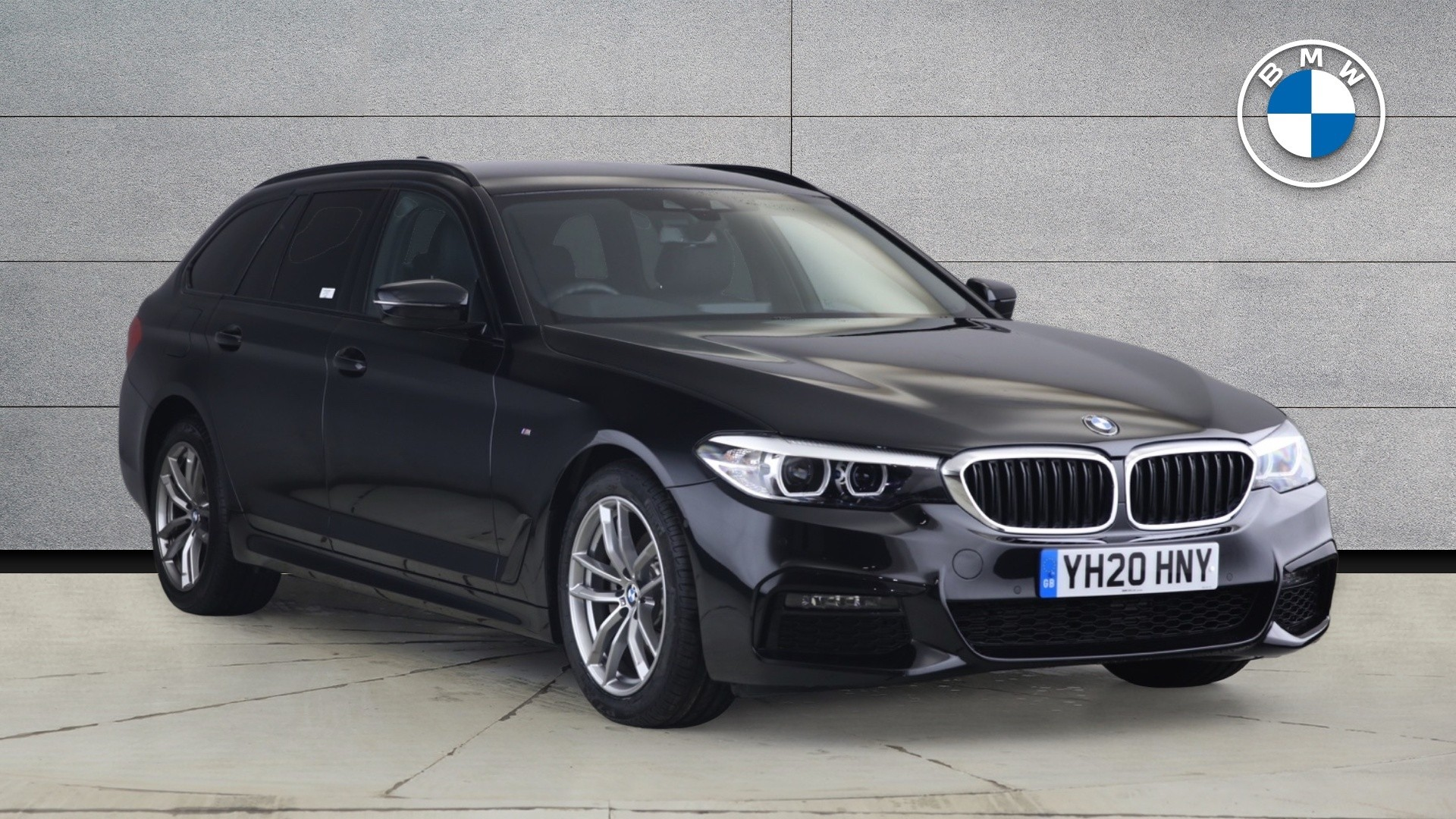 Used BMW 520d M Sport Touring (YH20HNY)