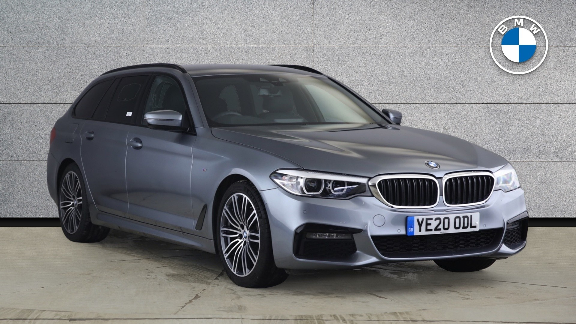 Used BMW 520d M Sport Touring (YE20ODL)