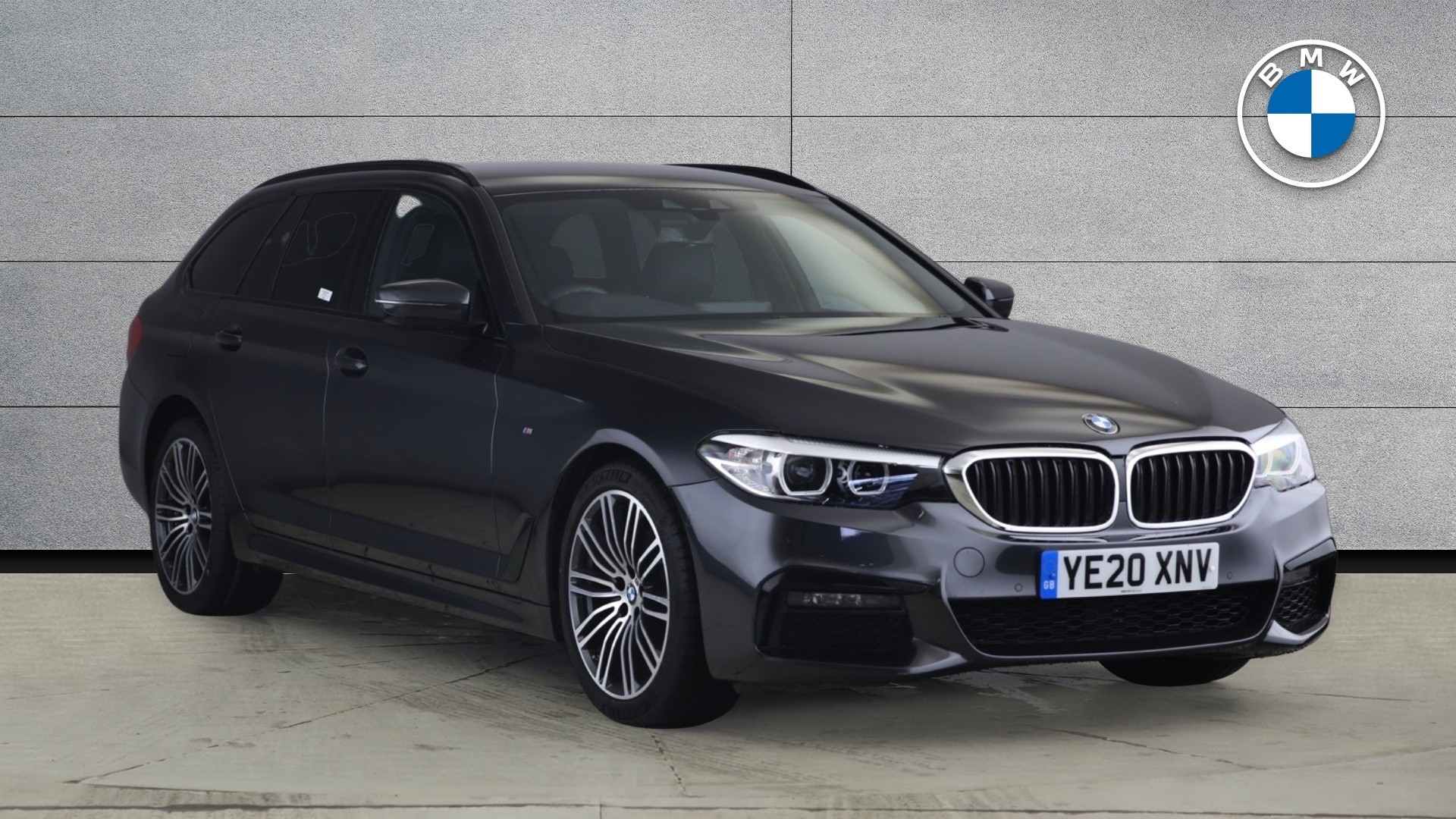Used BMW 520d M Sport Touring (YE20XNV)