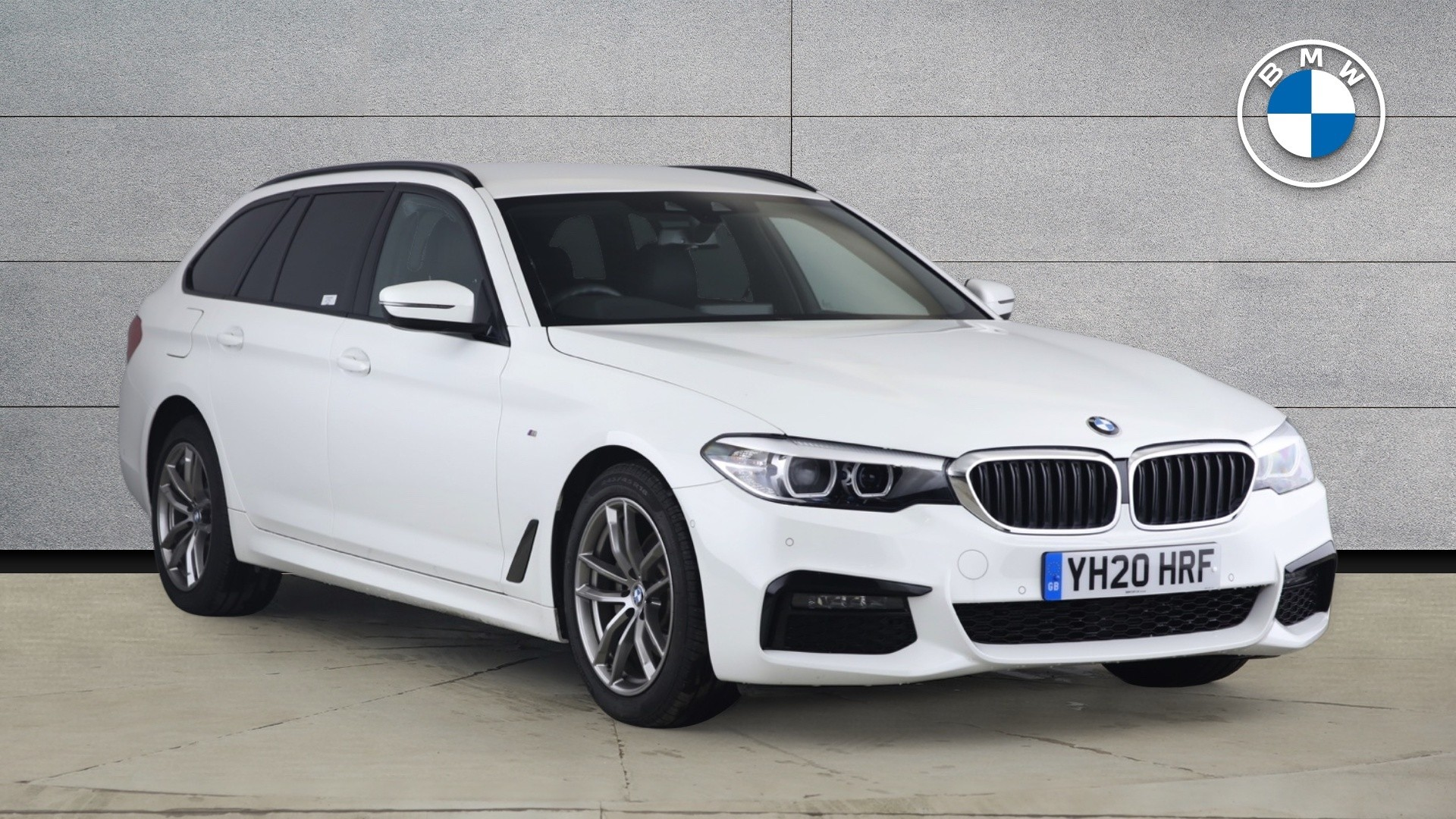 Used BMW 520d M Sport Touring (YH20HRF)