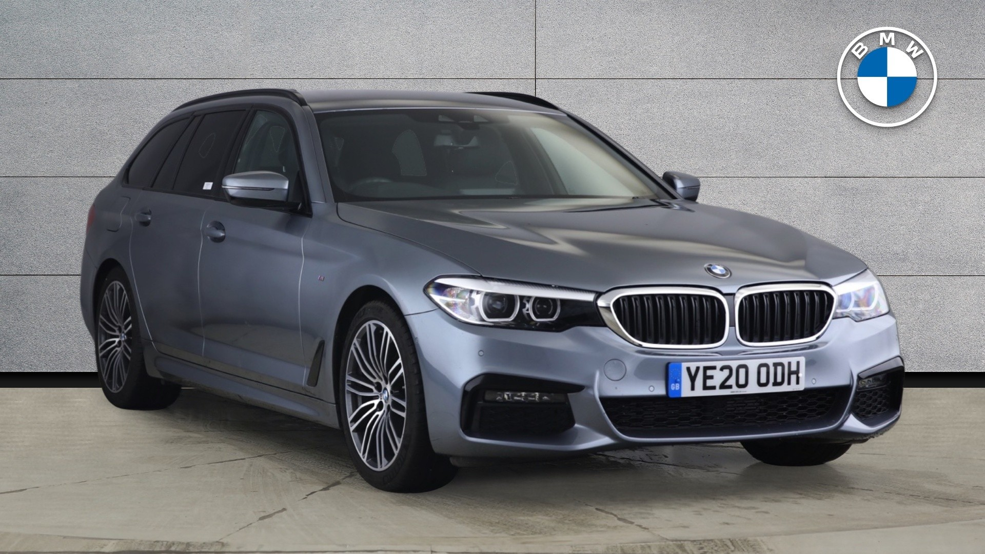 Used BMW 520d M Sport Touring (YE20ODH)