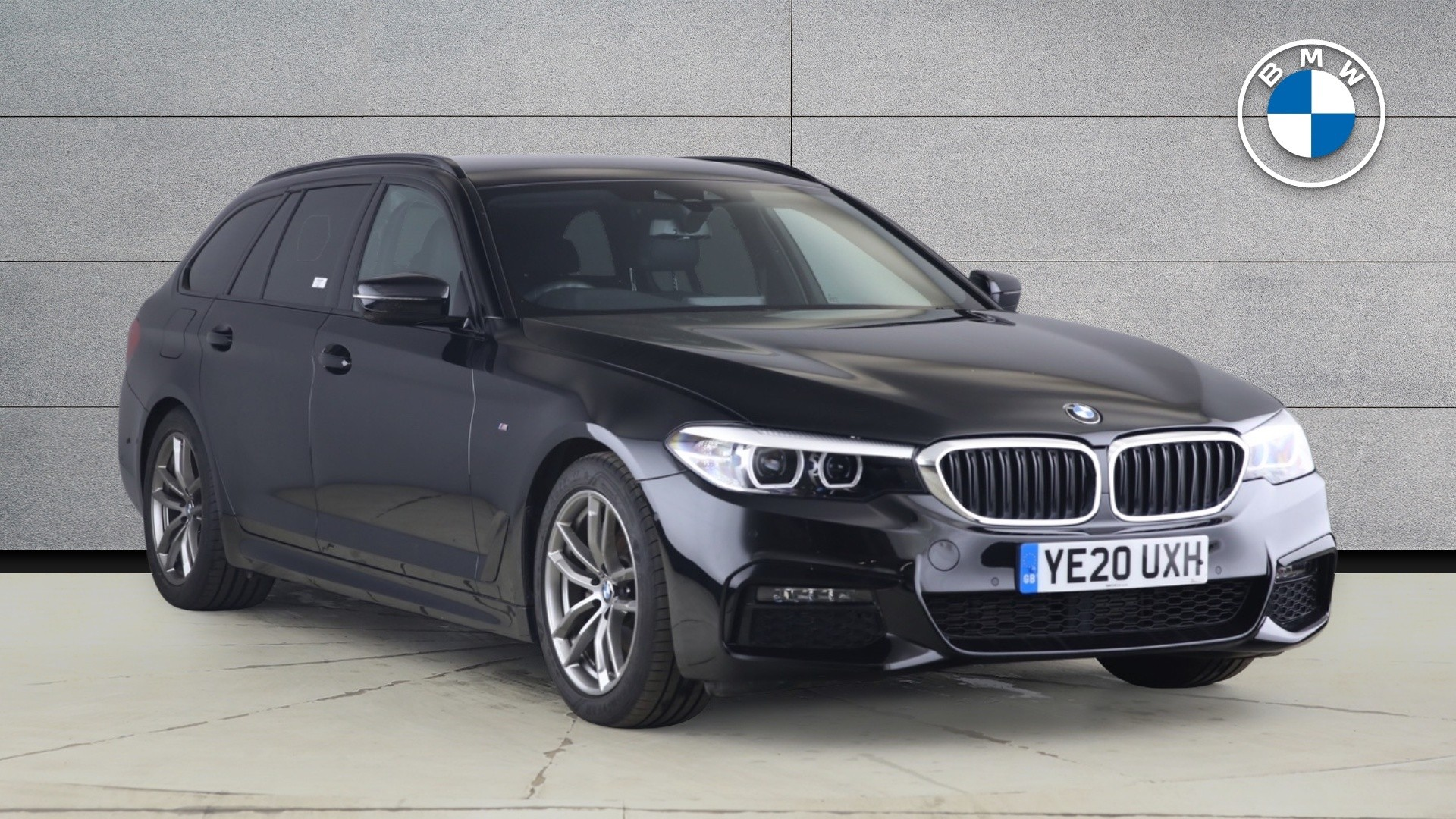 Used BMW 520d M Sport Touring (YE20UXH)