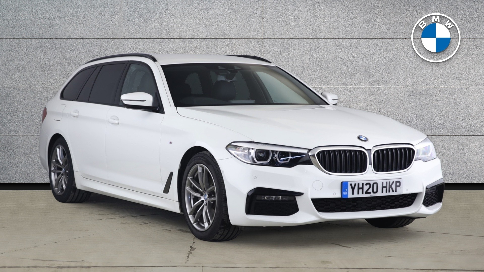 Used BMW 520d M Sport Touring (YH20HKP)