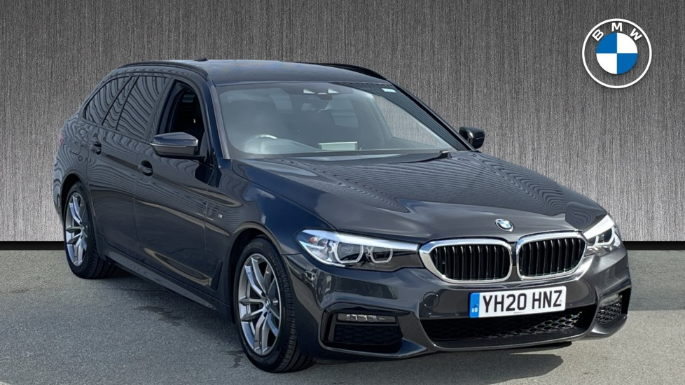 Used BMW 520d M Sport Touring (YH20HNZ)