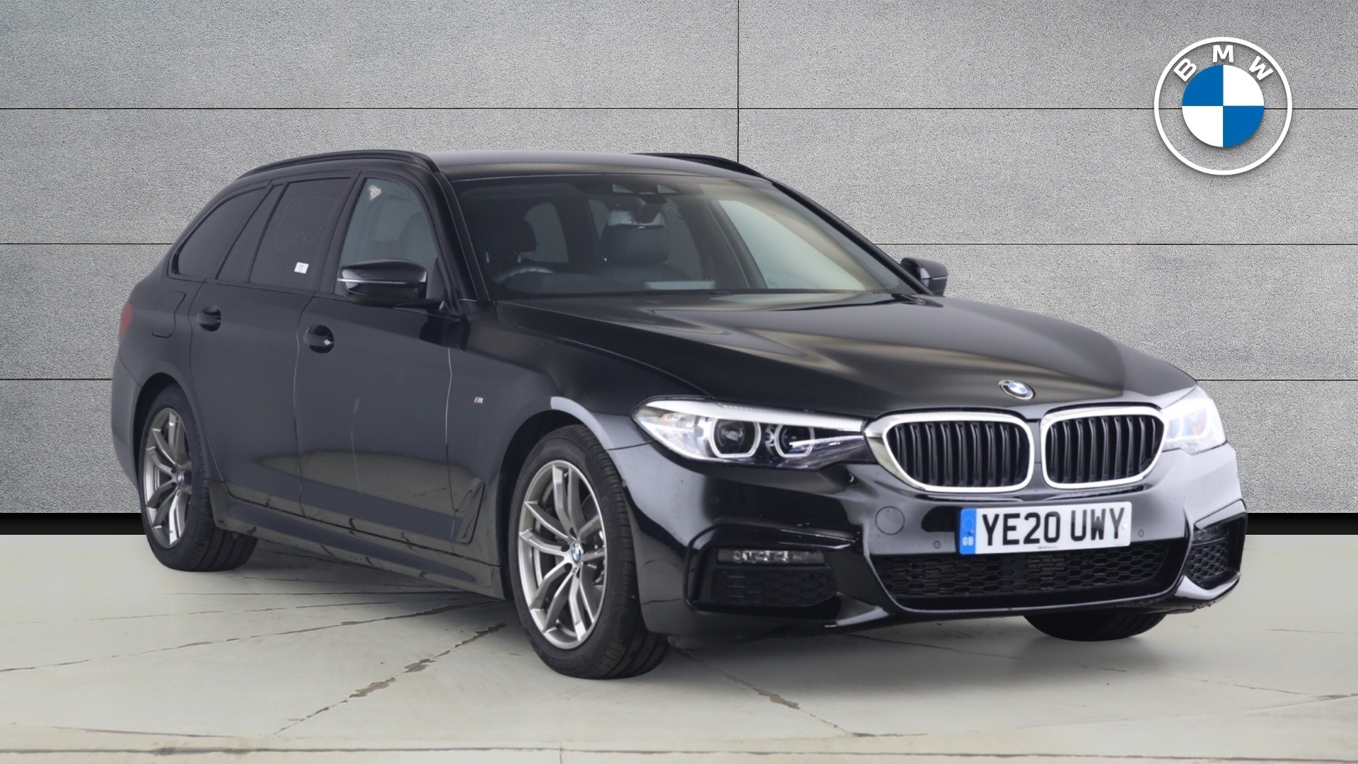 Used BMW 520d M Sport Touring (YE20UWY)