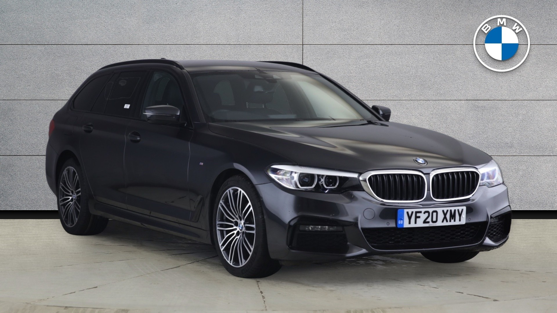 Used BMW 520d M Sport Touring (YF20XMY)