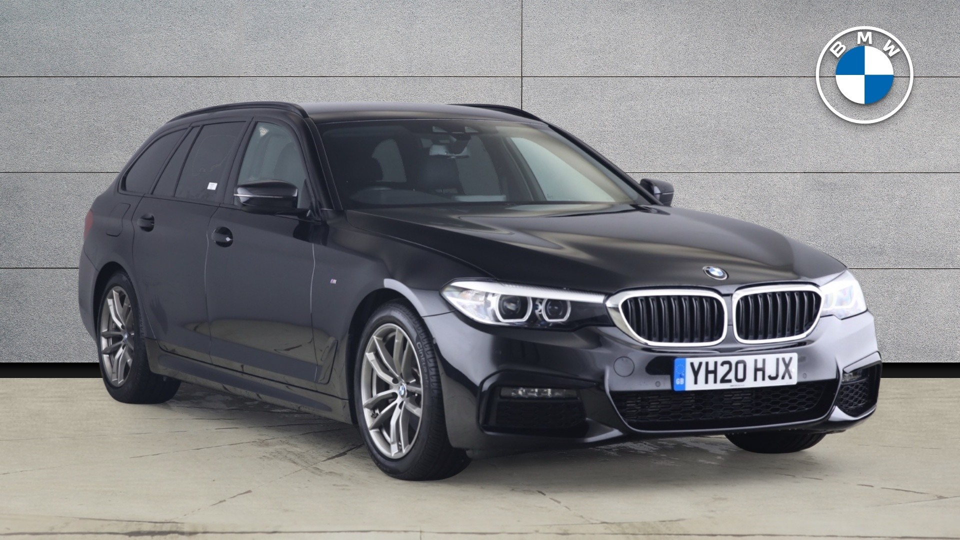 Used BMW 520d M Sport Touring (YH20HJX)