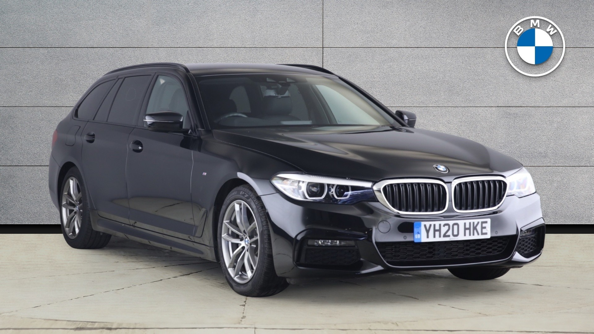 Used BMW 520d M Sport Touring (YH20HKE)