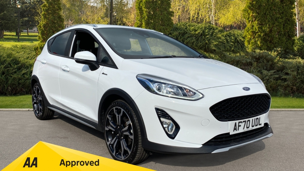 Ford Fiesta 1.0 EcoBoost 95 Active X Edition 5dr - 1 Owner with Comfort Pack, Sat Nav & Cruise Control Hatchback (2020) image