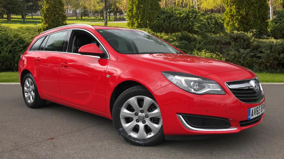Vauxhall Insignia 2.0 CDTi [170] Tech Line 5dr Diesel Automatic Estate (2015)