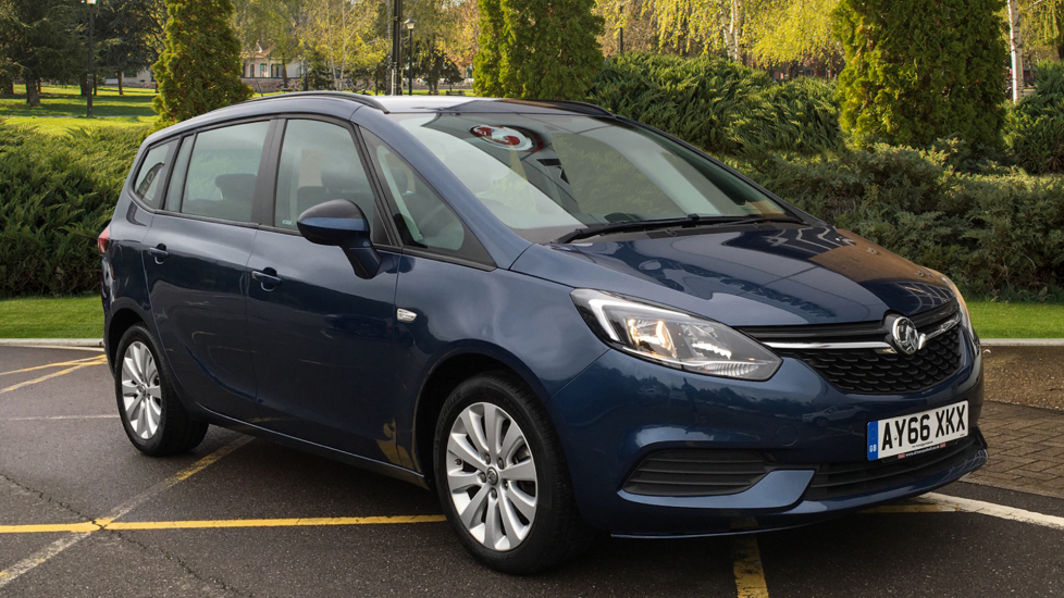 Vauxhall Zafira 1.4T Design 5dr Automatic Estate (2016) at County Motor Works Vauxhall thumbnail image