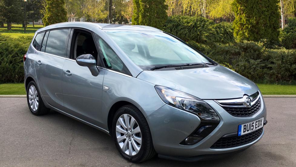 Vauxhall Zafira 2.0 CDTi [170] SE 5dr Diesel Estate (2015) image