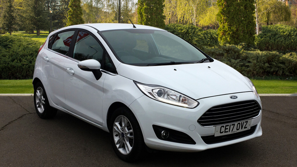 Ford Fiesta 1.25 82 Zetec 5dr Hatchback (2017) available from Bolton Motor Park Abarth, Fiat and Mazda thumbnail image