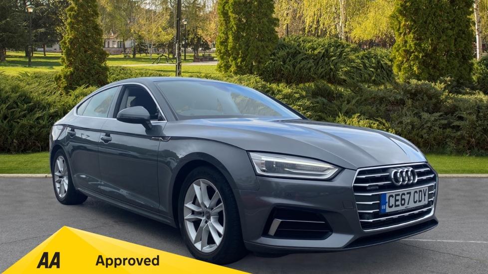 Audi A5 2.0 TFSI Quattro Sport S Tronic - Front/Rear Parking Sensors, Cruise Control & Bluetooth Automatic 5 door Hatchback (2017) image