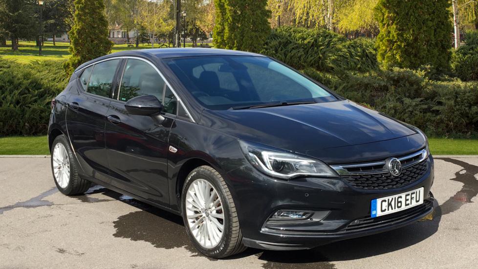 Vauxhall Astra 1.4T 16V 150 Elite 5dr Hatchback (2016)