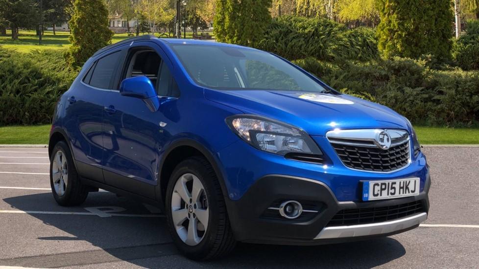 Vauxhall Mokka 1.6 CDTi ecoFLEX SE 5dr Diesel Hatchback (2015)