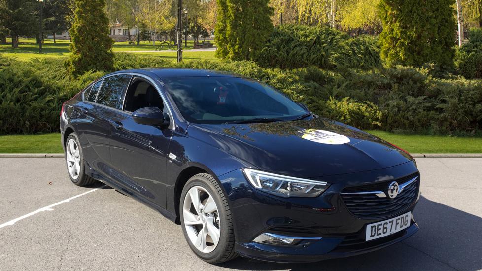 Vauxhall Insignia 1.5T SRi Vx-line Nav 5dr Hatchback (2017) image