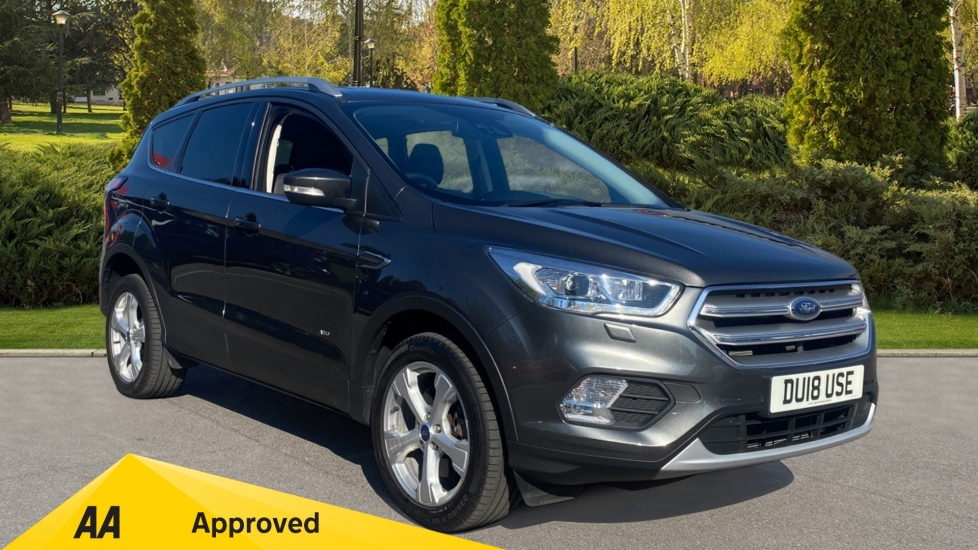 Ford Kuga 1.5 EcoBoost 182 Titanium X - Automatic, Premium Body Colours, Appearance Pack & Active City  5 door Estate (2018) image
