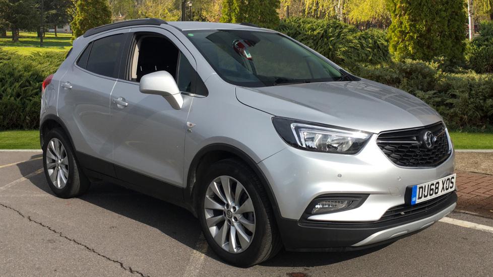 Vauxhall Mokka X 1.4T ecoTEC Elite Nav 5dr Hatchback (2018) image
