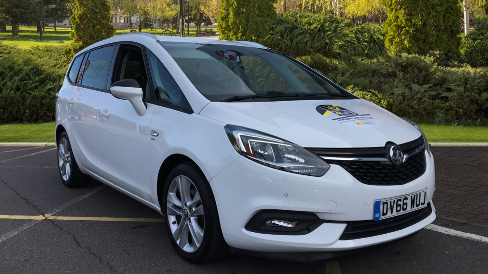 Vauxhall Zafira 1.4T SRi 5dr Estate (2016)