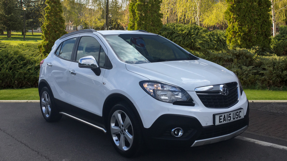 Vauxhall Mokka 1.4T Exclusiv 5dr Hatchback (2015) available from Mazda Northampton Motors thumbnail image