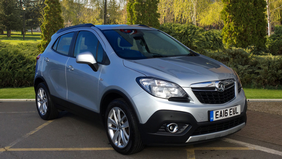 Vauxhall Mokka 1.6 CDTi Exclusiv 5dr Diesel Hatchback (2016) at County Motor Works Vauxhall thumbnail image